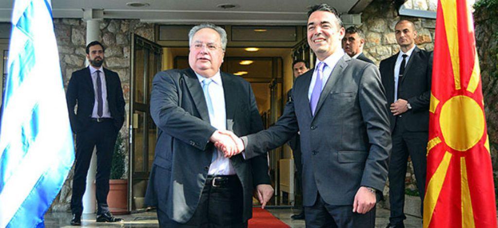ΣυνάντησηΚοτζιά–Dimitrovστην Οχρίδα: Πρόοδος σε ορισμένα ζητήματα για την επίλυση του ζητήματος της ονομασίας. Απομένουν ακόμη κάποια, τα πιο δύσκολα