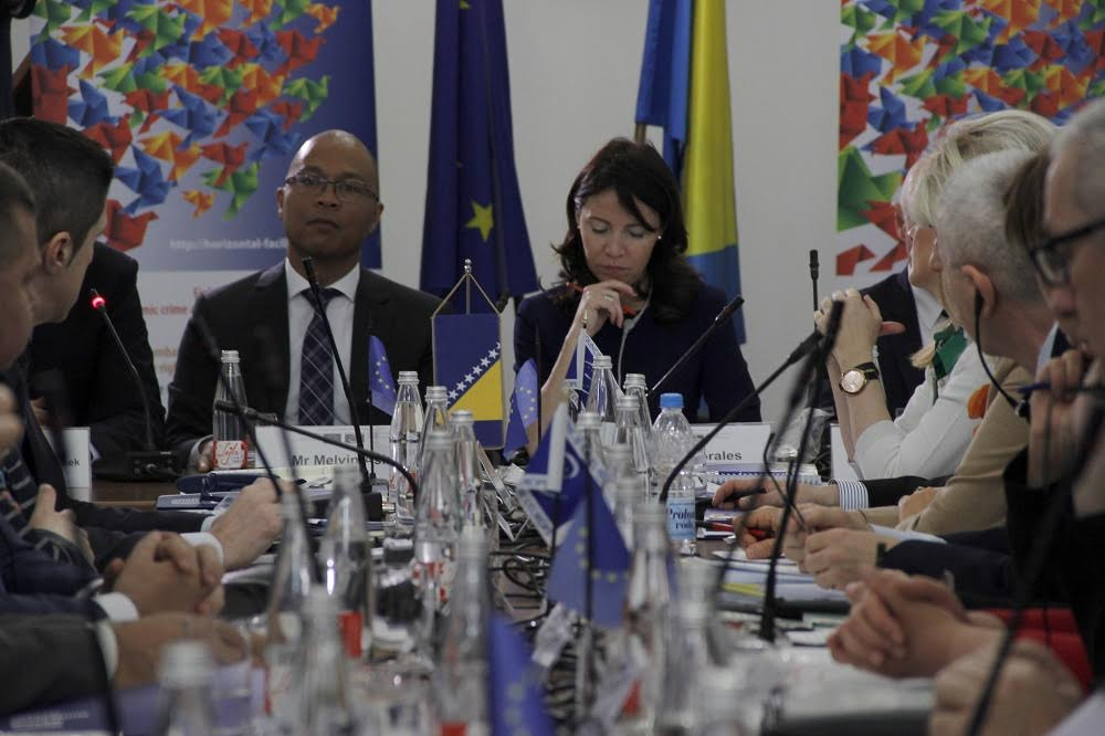BiH is supported in its process towards reaching EU standards
