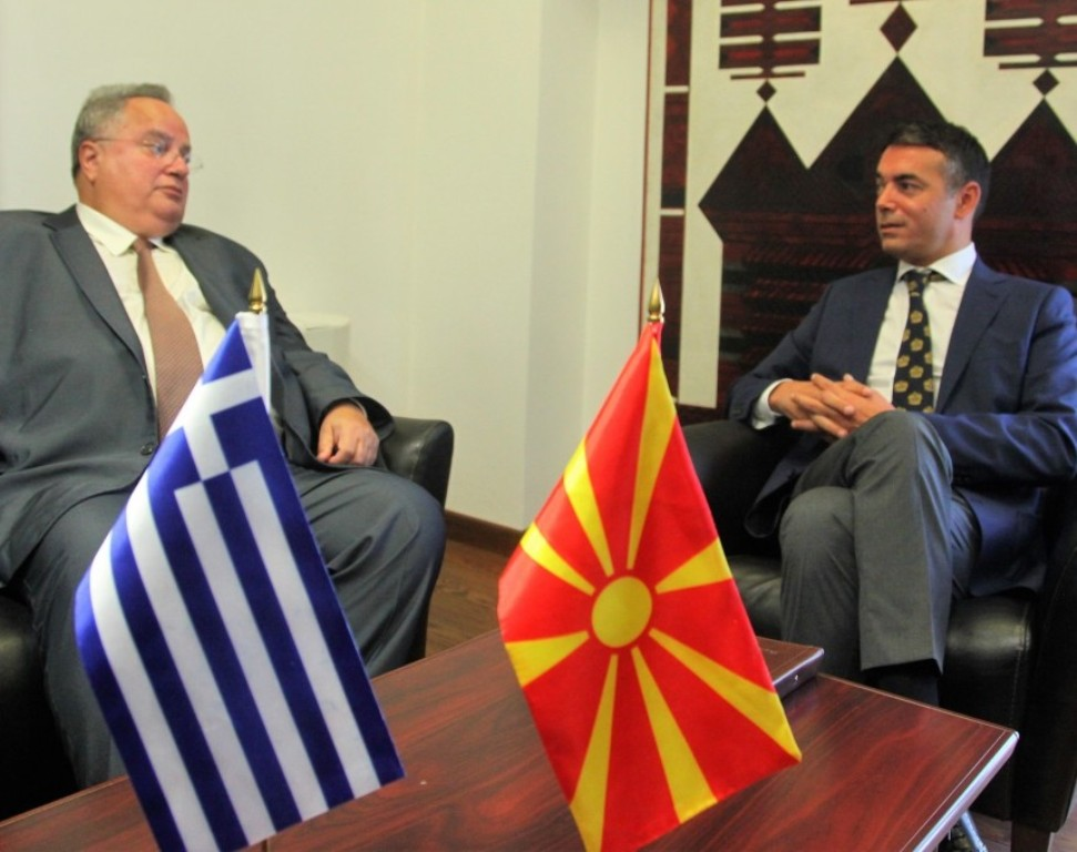 Dimitrov-Kotzias in Ohrid, a fresh attempt for the solution of the name dispute