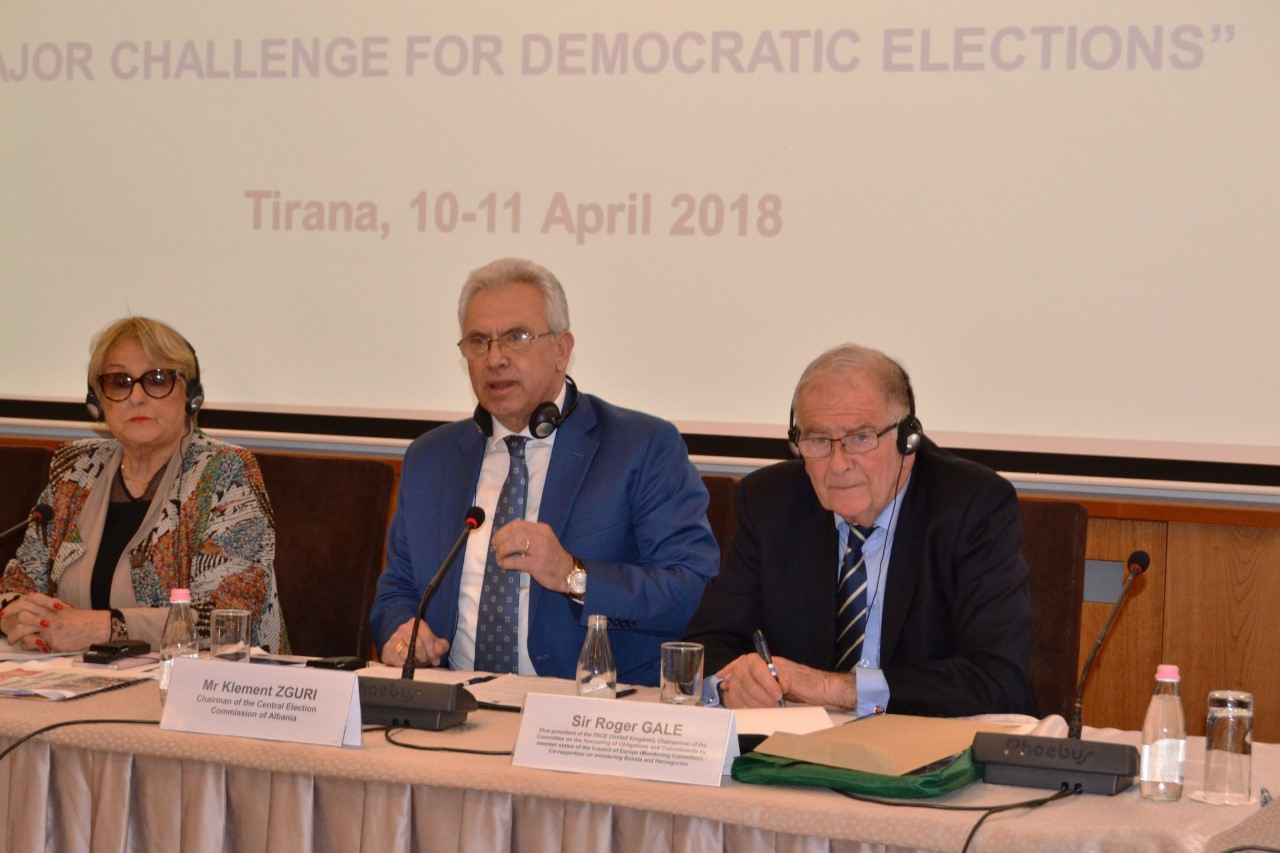 Elections, state sources in Albania are misused