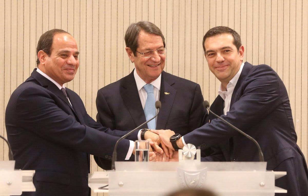 Natural gas brings Cyprus and Egypt closer