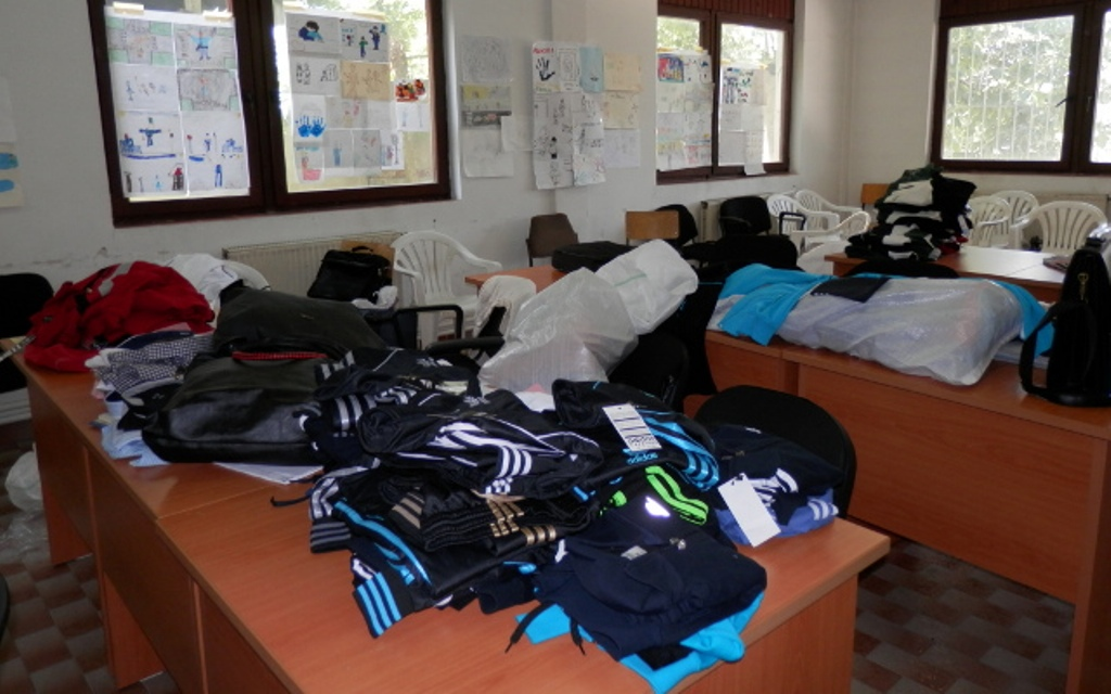 Over 1 million counterfeit goods enter FYROM every year