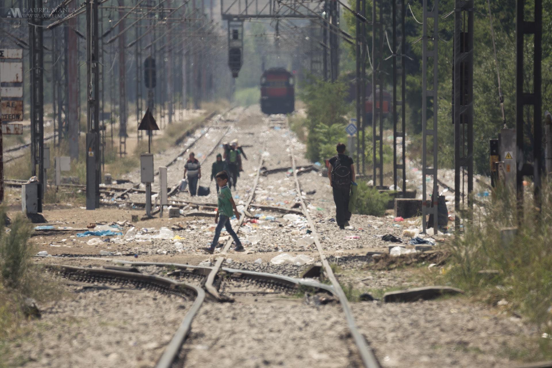 FYROM fears the Balkan route is still active