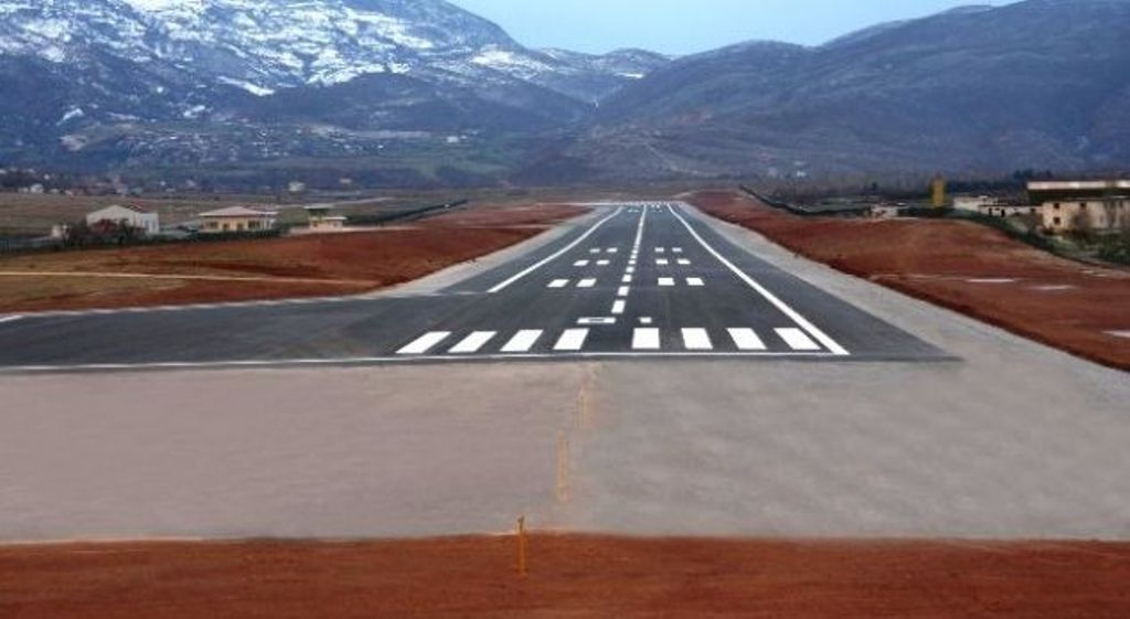 Albanian PM: Second airport of Albania will be ready in autumn