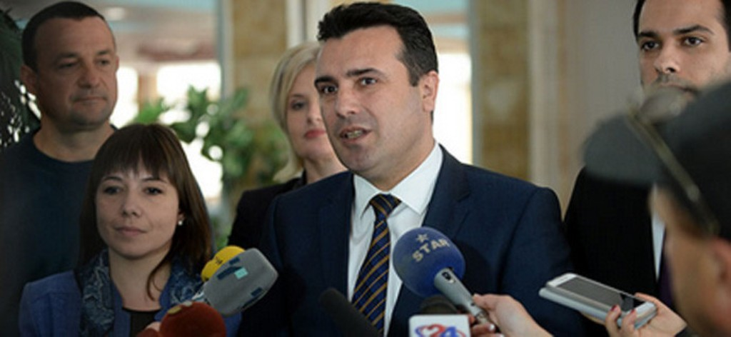 Zaev: We have advanced in the process for the solution of the name dispute