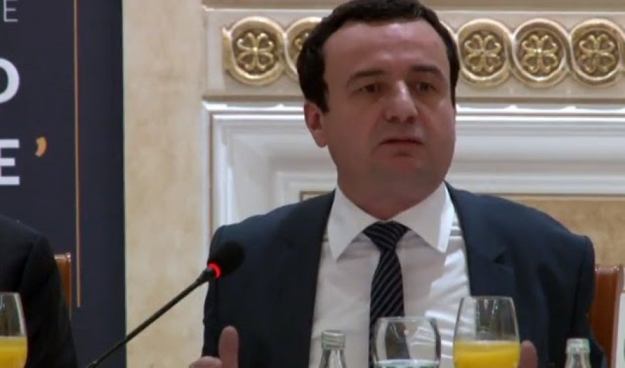 Kosovo's priority should be to unite Mitrovica and not earn a seat at the UN, Kurti says
