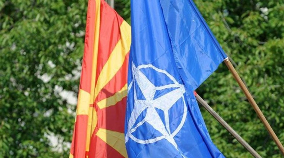 fYROMacedonia in the NATO and EU by solving the name dispute