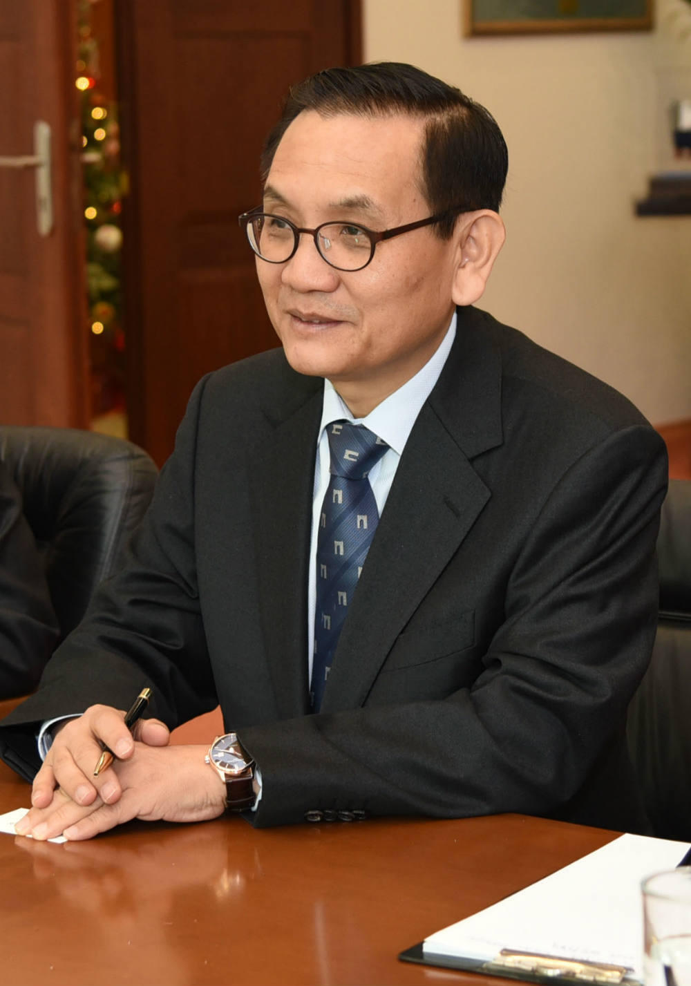 Outgoing S. Korean Ambassador to Greece sees development in bilateral ties