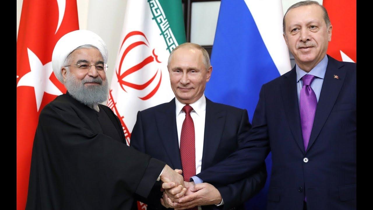 Turkey, Russia and Iran tripartite summit in Ankara