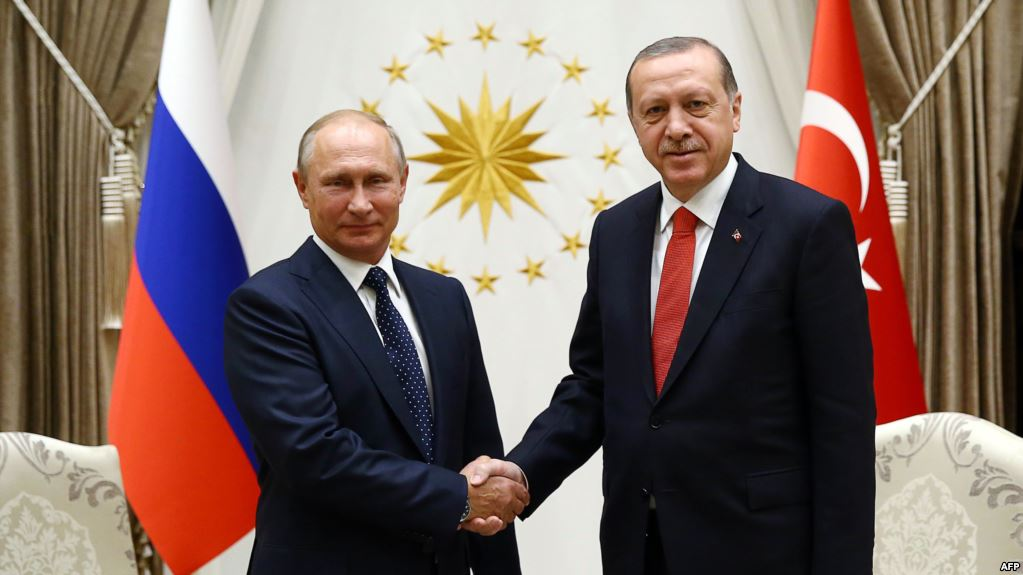 Green light by Putin, Erdogan forearly delivery of S-400 systems