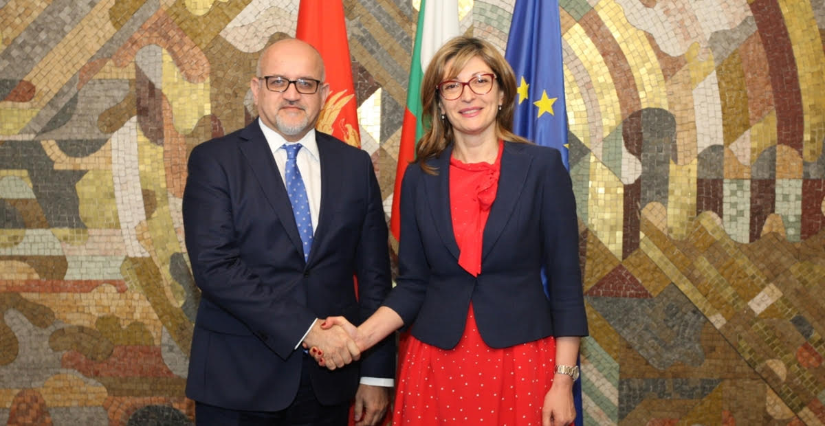 Bulgarian FM: 2025 'realistic date' for Montenegro's EU accession if reforms continue at current pace