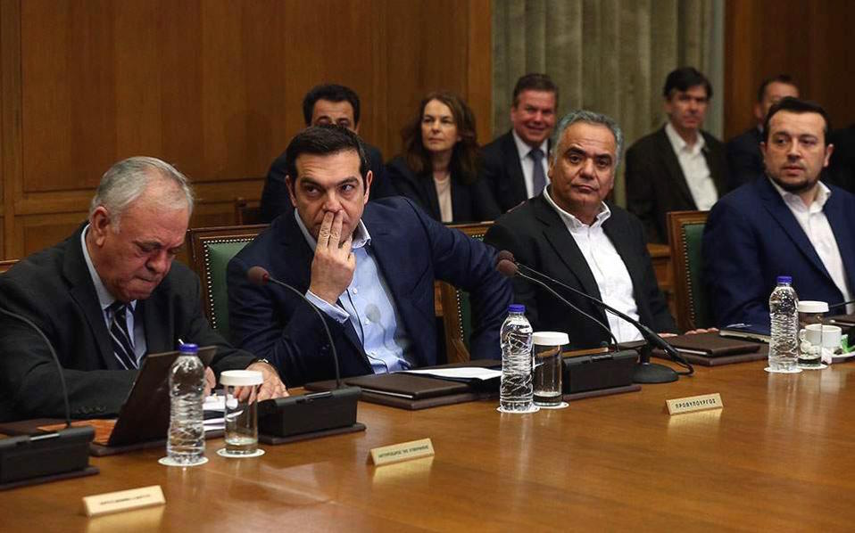 Tsipras hits back at Turkish provocations; sees end of Greek bailout program