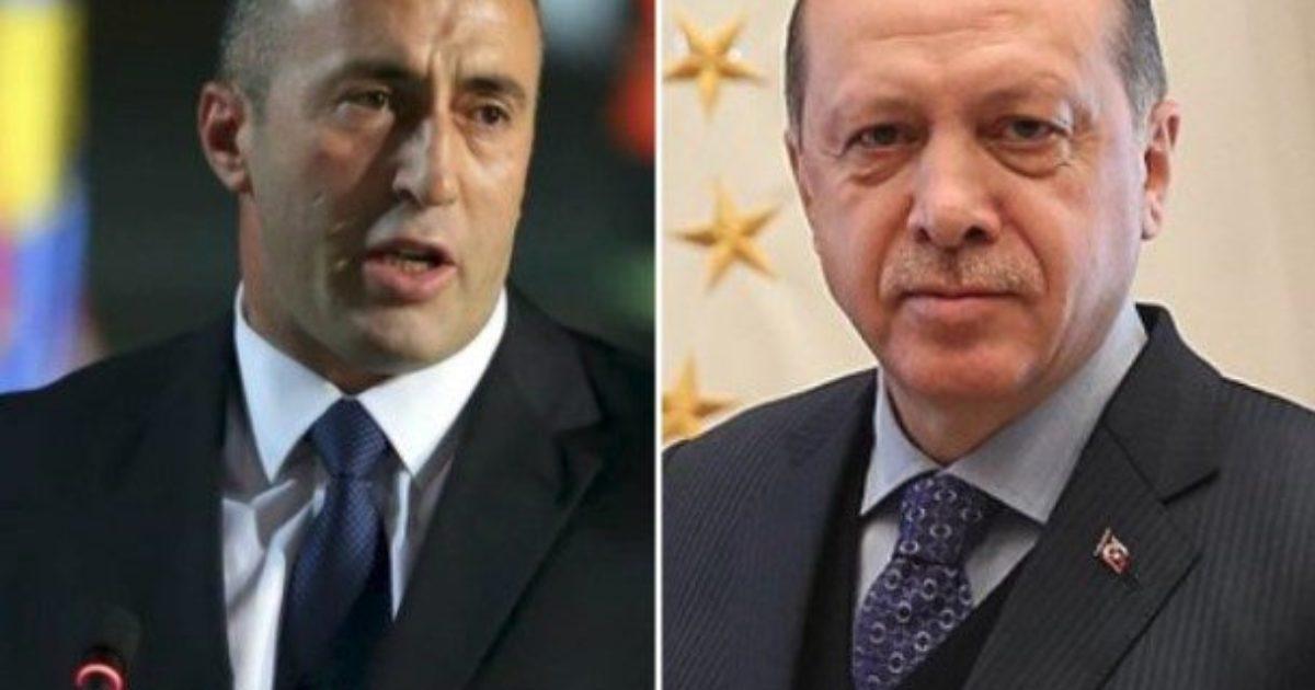 """Haradinaj """"backfires"""" telling Erdogan off"""