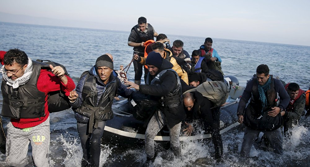 Greece – Migration flows: More migrants reach northern Aegean islands
