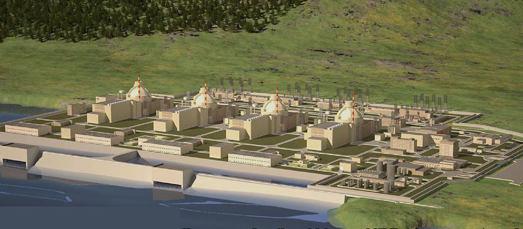 Akkuyu Nuclear Power Plant: Groundbreaking ceremony on Tuesday