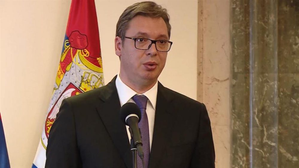 Vucic asks Ghana to change its position on Kosovo