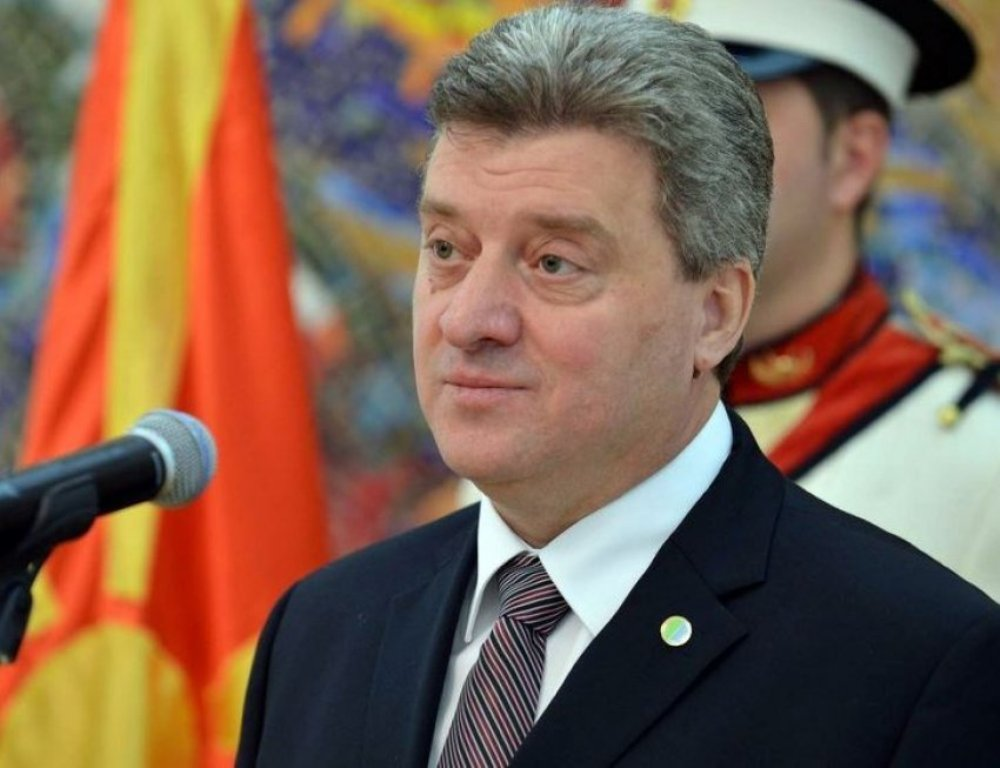 Amnesty bill expecting Ivanov's signature