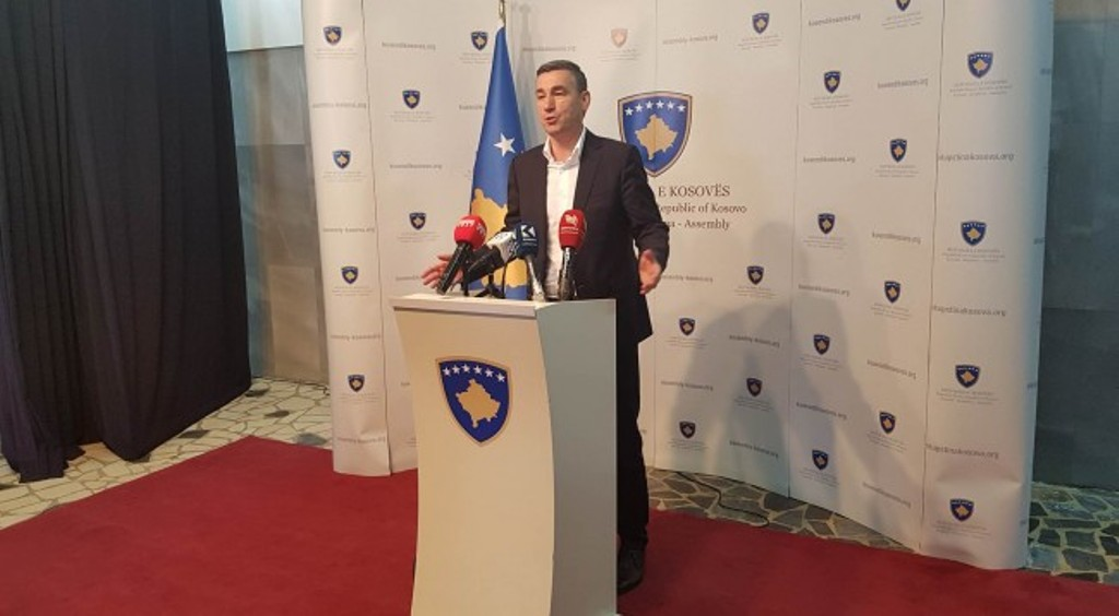Kosovo's parliamentary speaker expects the visa regime to be lifted by December