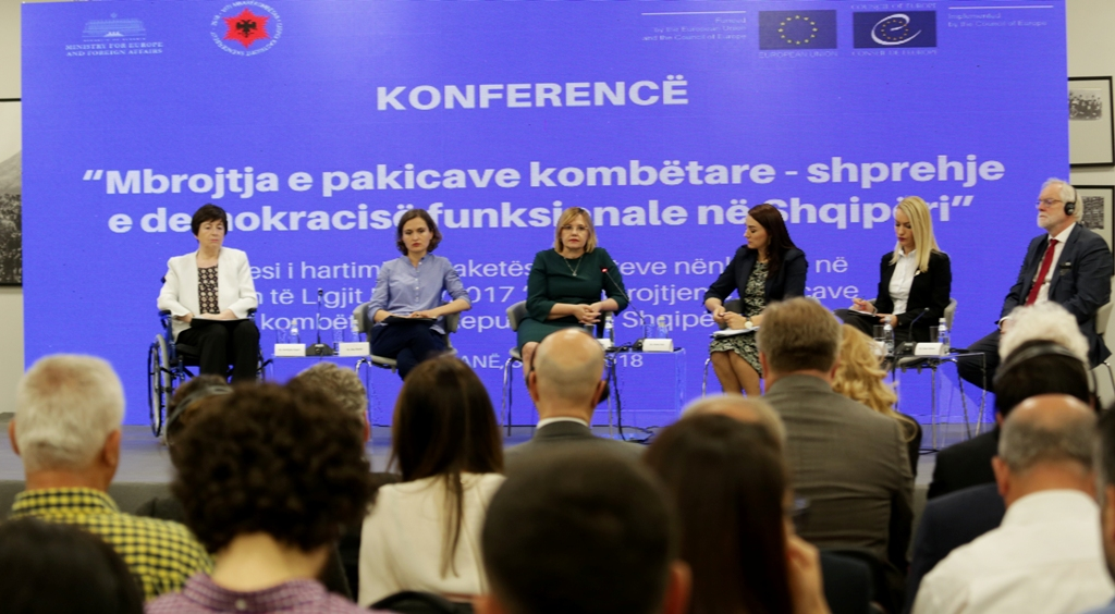 EU pledges its support for Albania on issues concerning national minorities