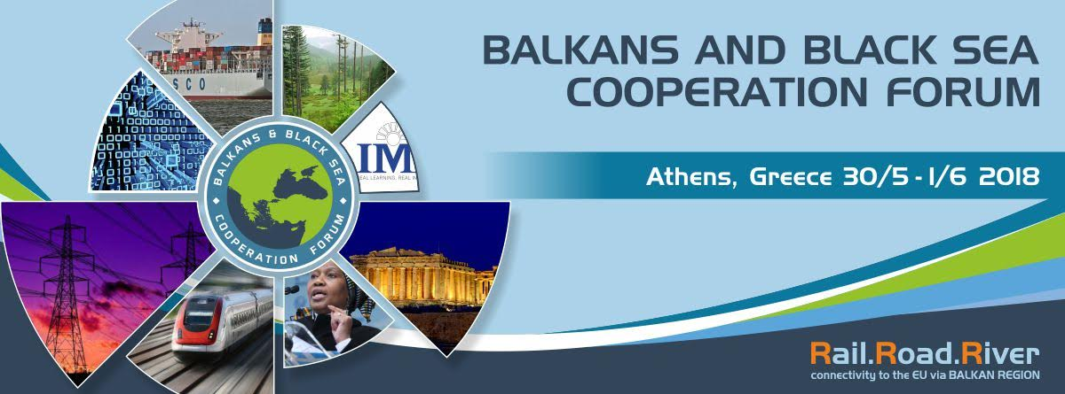 Energy, innovation at the Balkans & Black Sea Cooperation Forum 2018