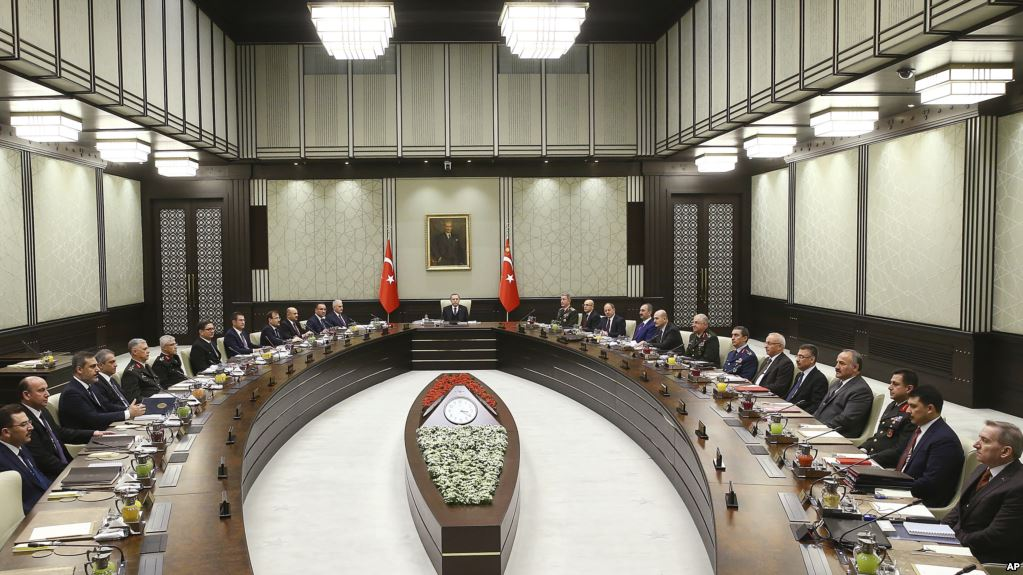 ΣΕΑ: Η Τουρκία έχει την αποφασιστικότητα να υπερασπιστεί τα δικαιώματα της