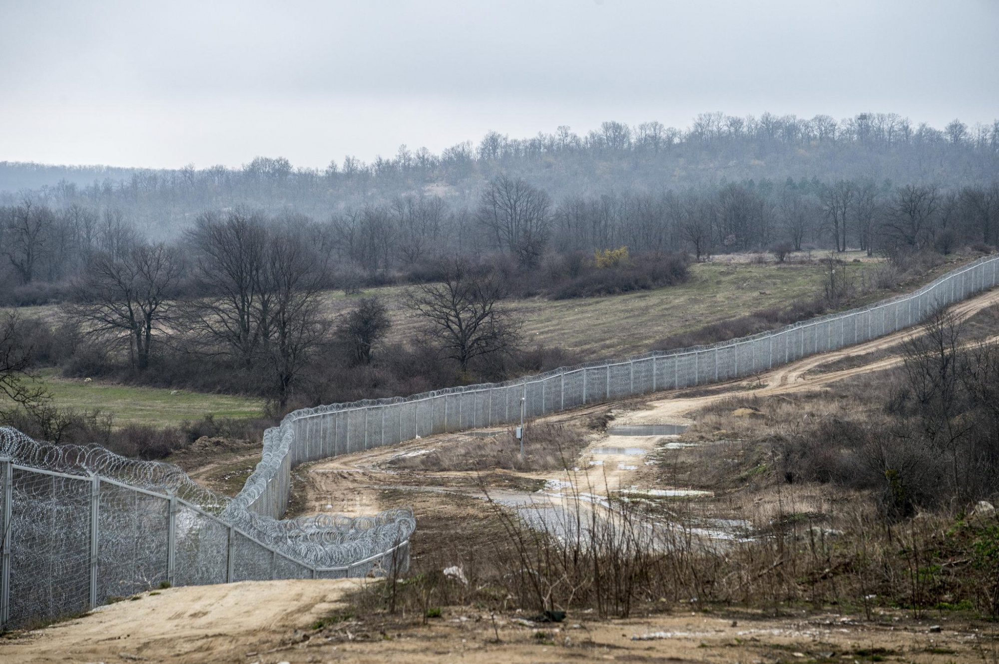 Bulgarian Interior Ministry bans photographing Turkish border fence