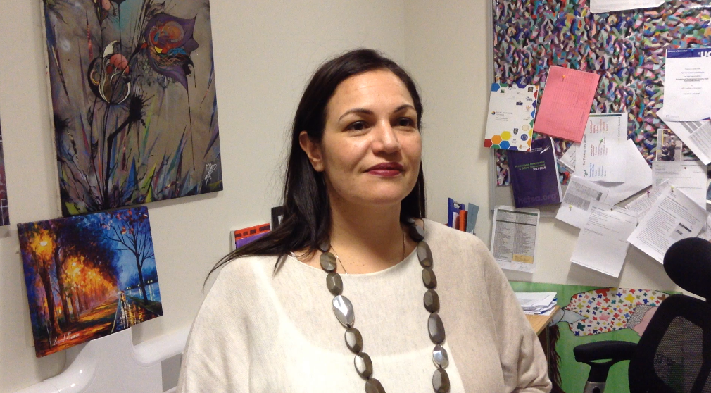 IBNA Interview / Andria Zafirakou: 'I want to change the world!'