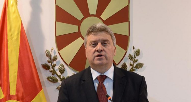 North Macedonia's president refuses to sign yet another bill