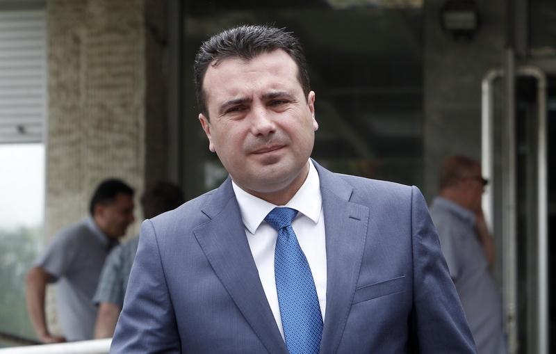 ΠΓΔΜ: Δημοψήφισμα για τα τέλη Σεπτεμβρίου σχετικά με τη συμφωνία με την Ελλάδα για το όνομα ανήγγειλε ο Zoran Zaev