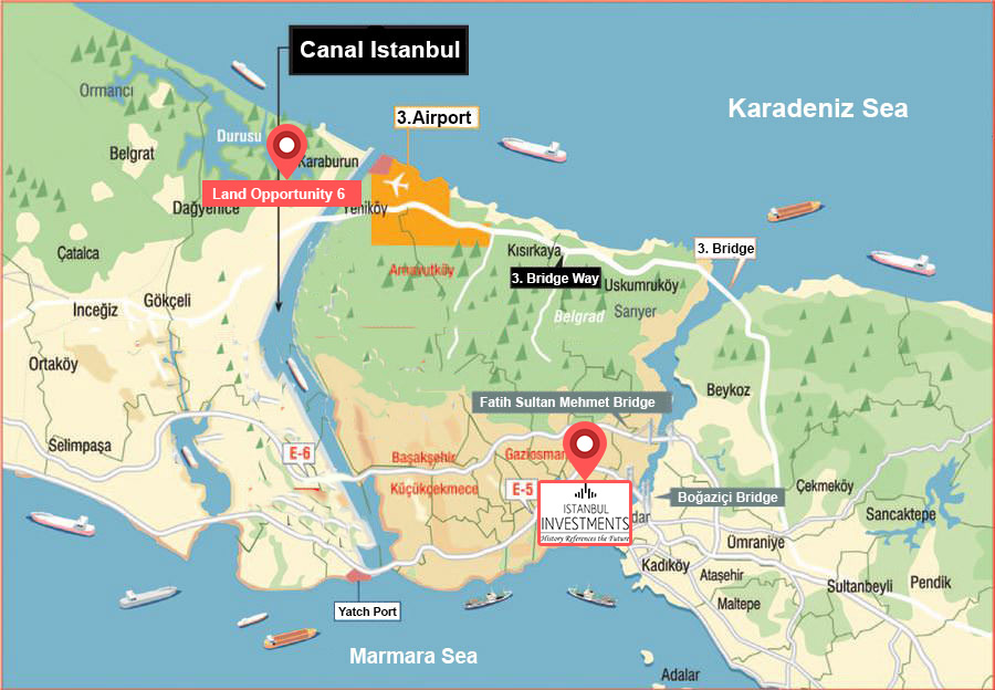 Erdogan hails Canal Istanbul project calling it 'world brand'
