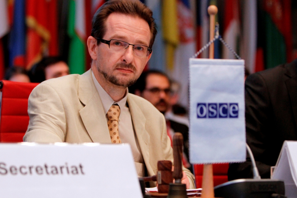 OSCE Secretary General visits Tirana