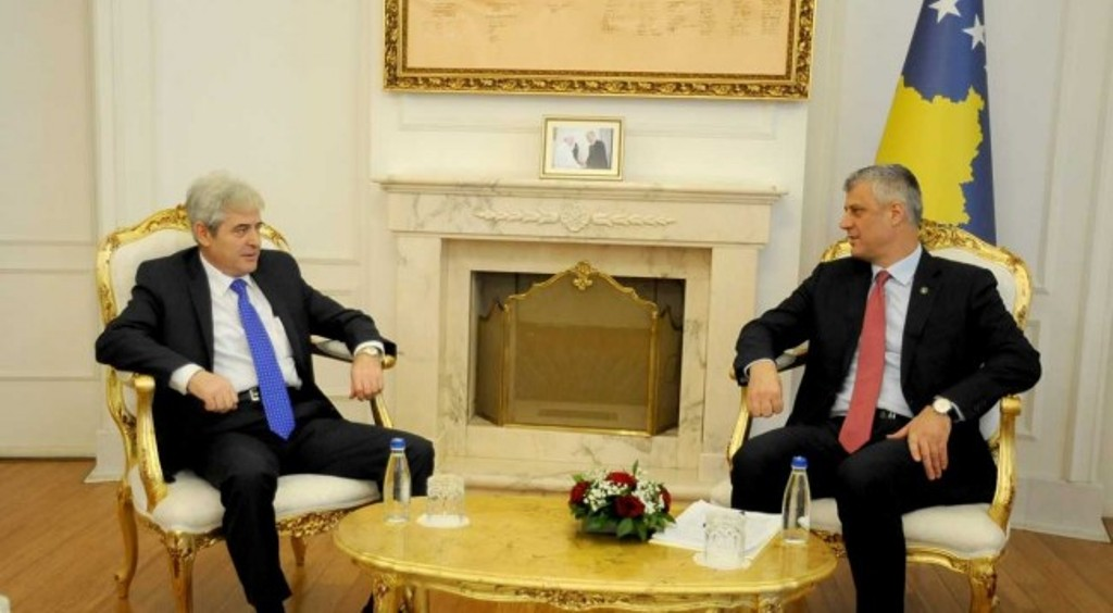 Thaçi-Ahmeti: We need to strengthen peace and stability in the region