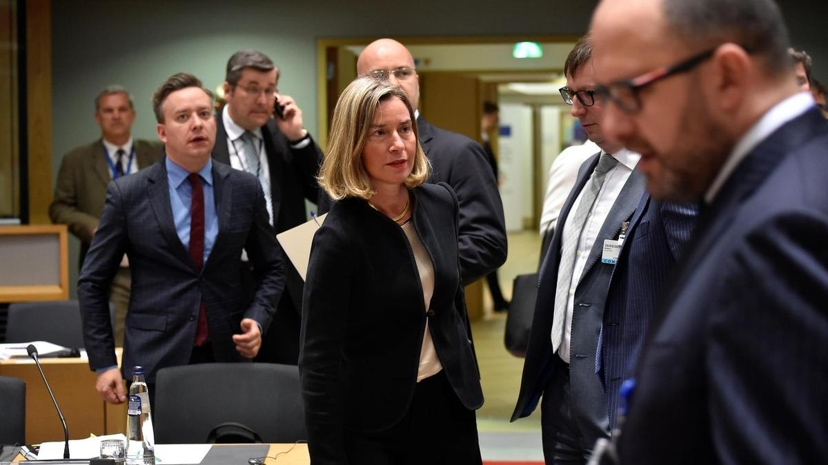 EU's prime effort to protect the bloc's investments in Iran