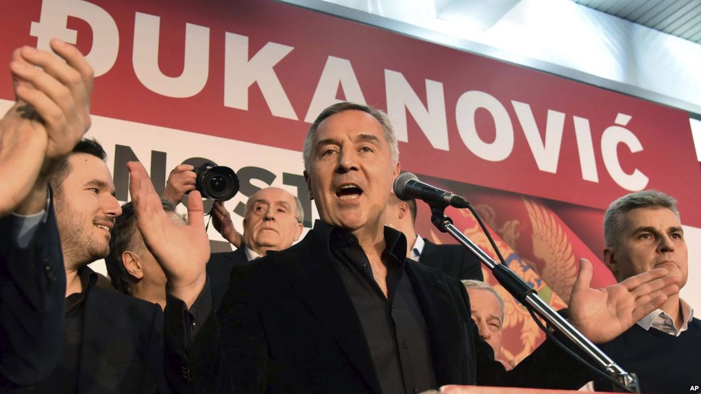 Ruling Montenegrin party wins local polls