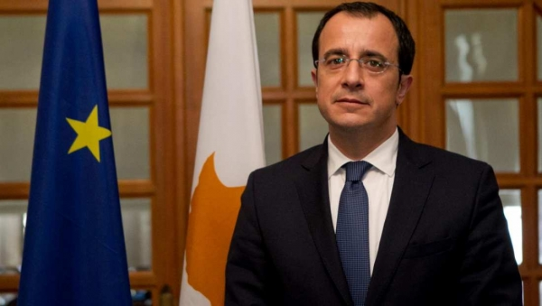 Christodoulides in Brussels for the EU Foreign Affairs Council