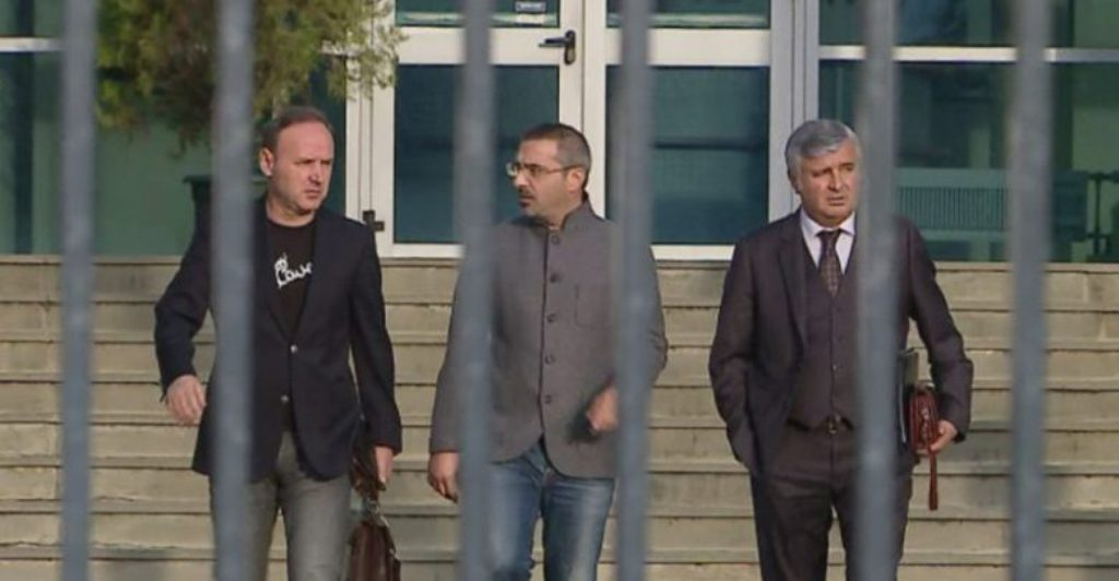 Former Albanian minister Interior freed while awaiting trial