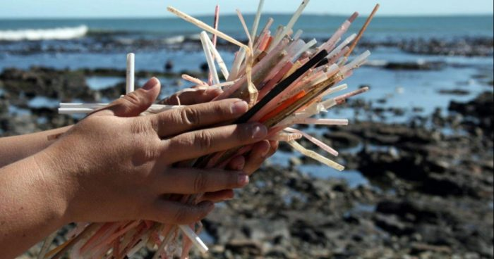 Sikinos island says 'goodbye' to plastic straws