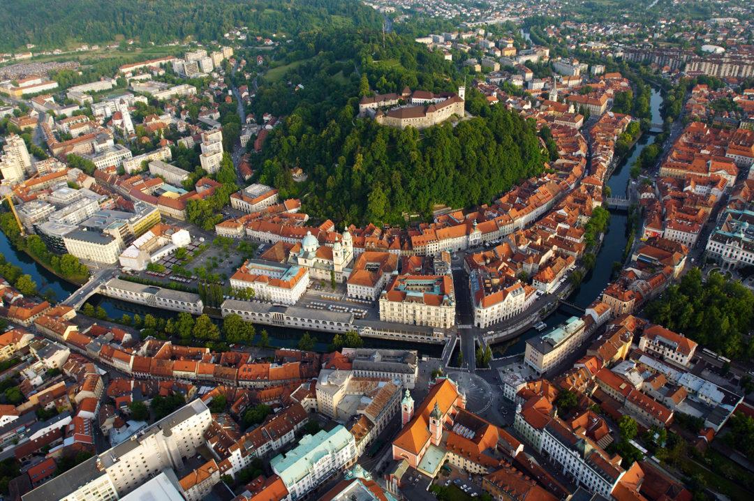 Ljubljana among the top 3 cleanest EU capitals