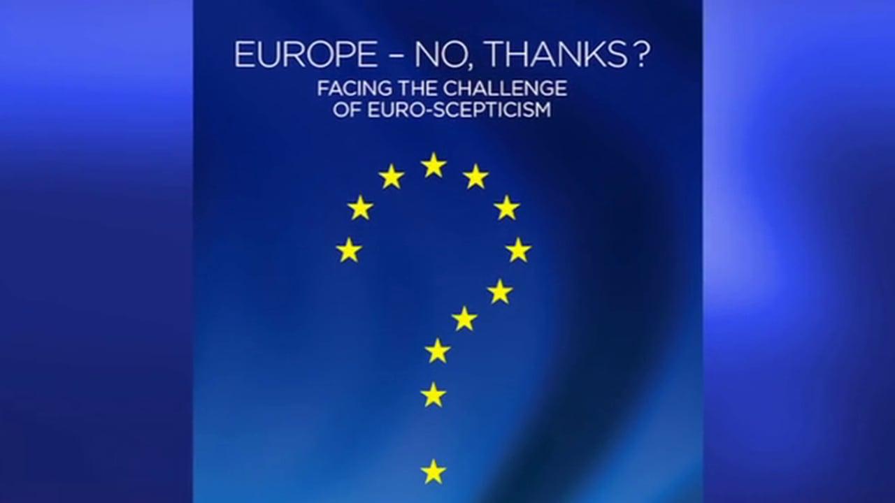 The recent Eurobarometer survey, Euroscepticism & the next European Parliament polls