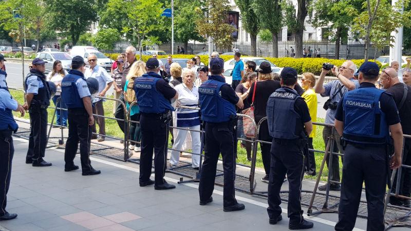 Gruevski sentenced to 2 years in prison in 'Tank' case