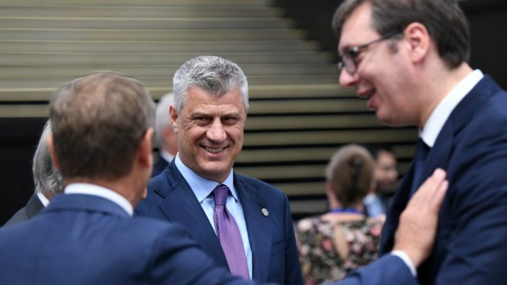 The model of the two Germanies and relations between Kosovo and Serbia