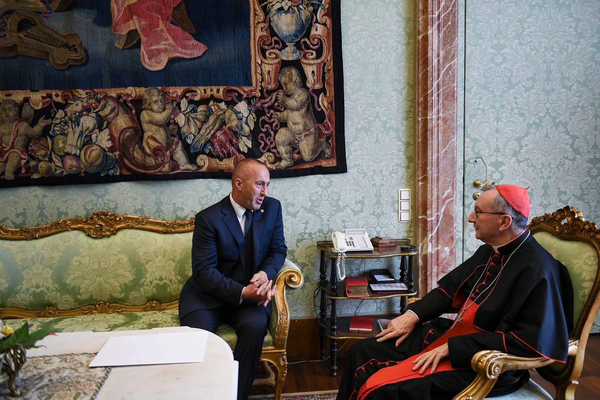 Kosovo demands Vatican's recognition