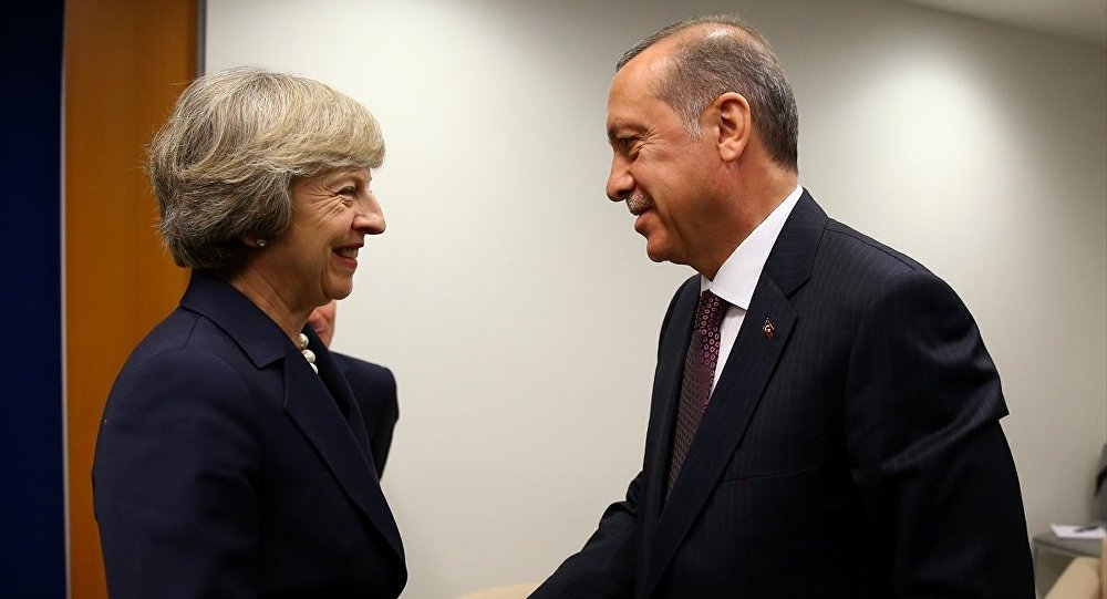 Erdogan visit cements Turkey as top strategic partner for UK