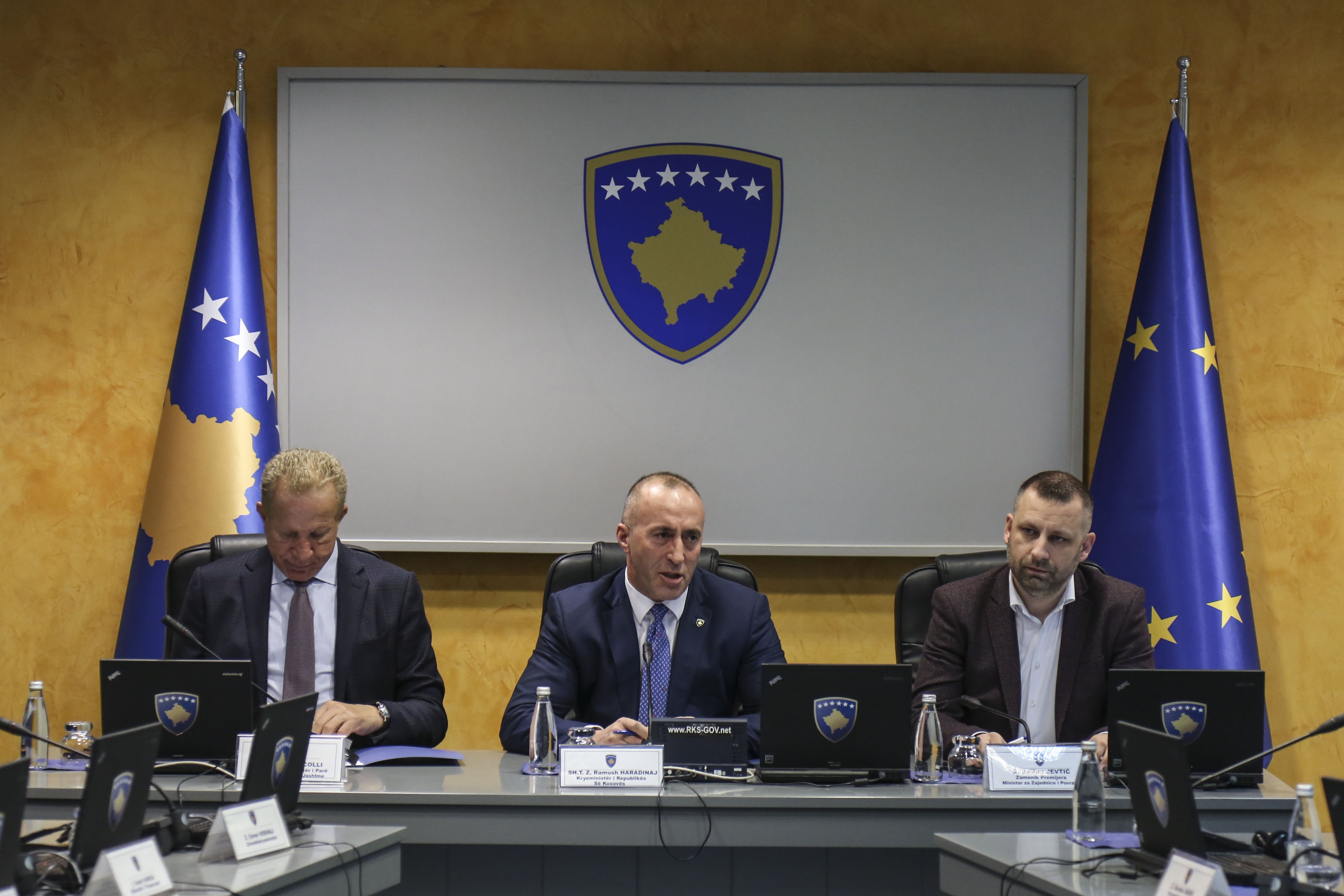 Kosovo's PM pledges that the visa regime will be liberalized by the end of the year