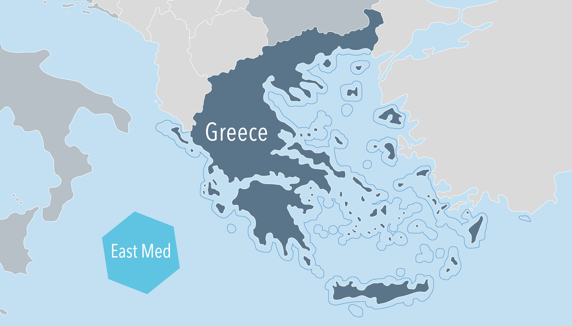 """Greece gets its own """"maritime spatial planning"""" – Time for RES projects"""