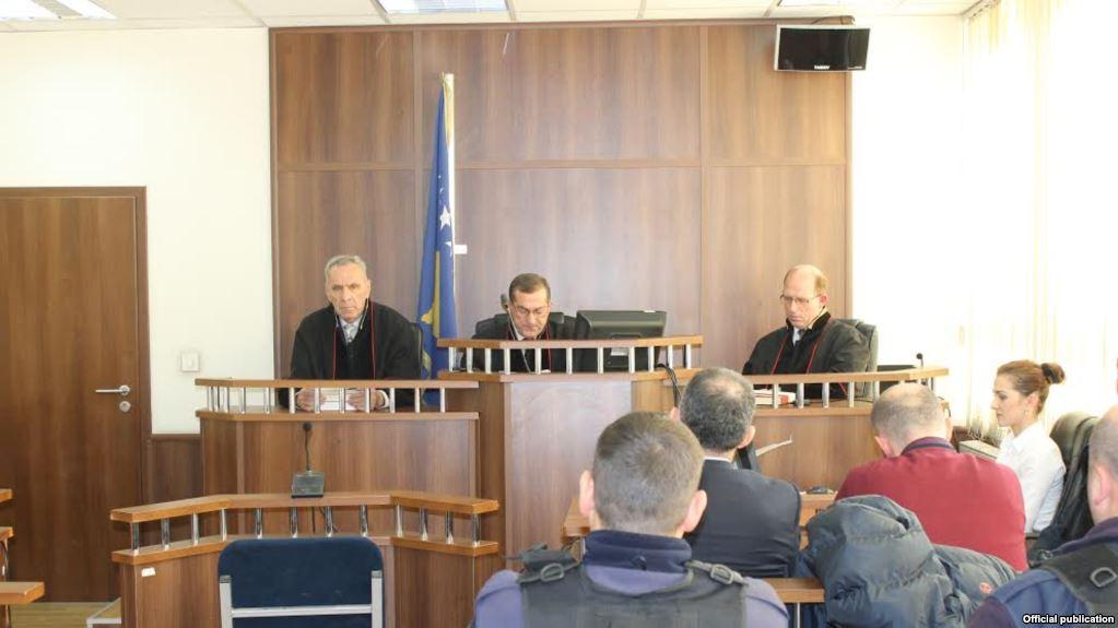 Kosovo: Eight people jailed for plotting a terrorist attack against the Israeli football team