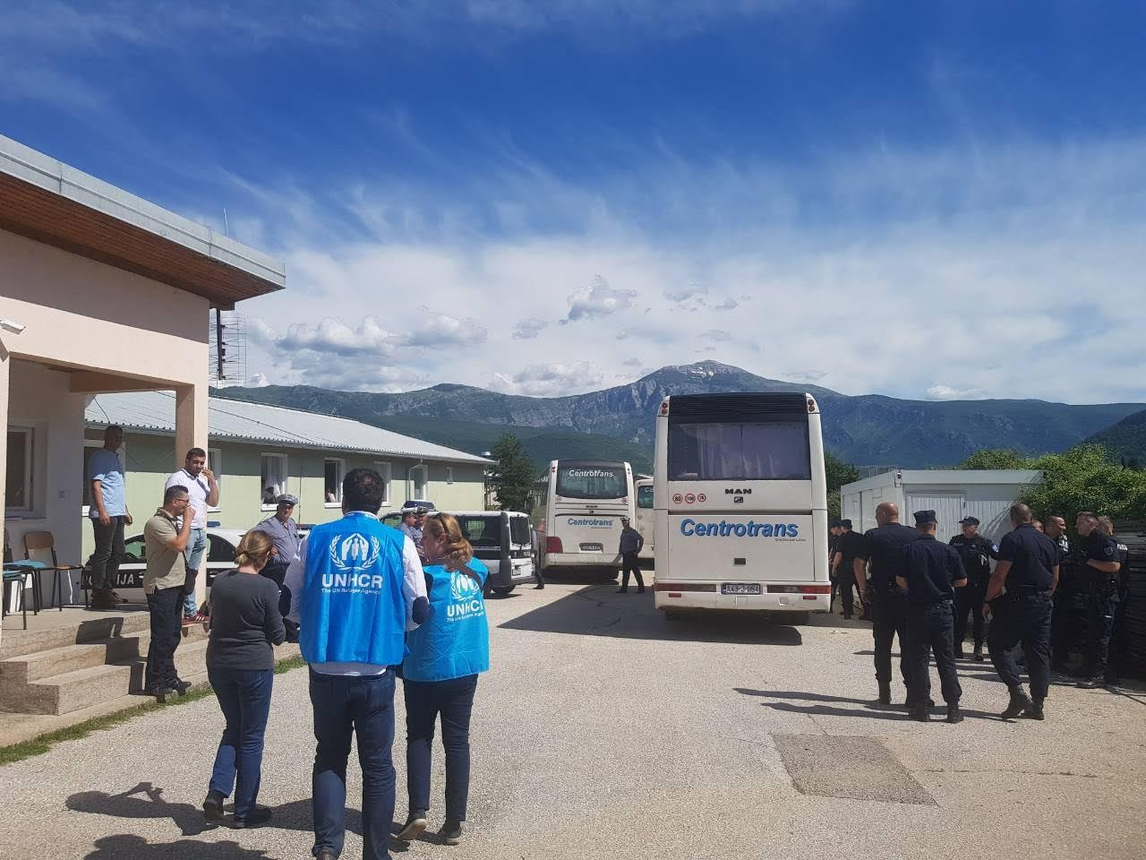 Migrants in BiH become a political, not a humanitarian question