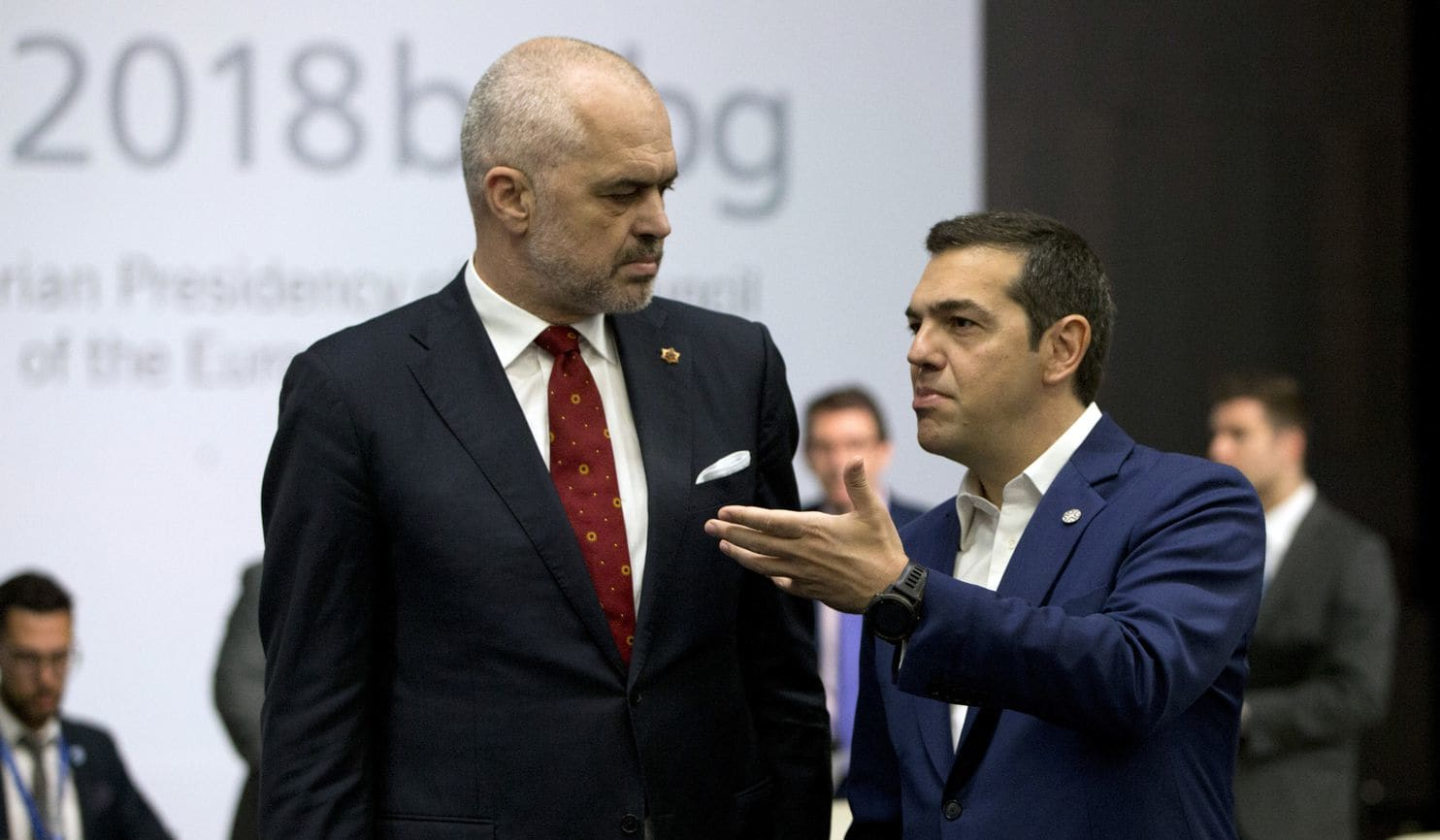 Albanian PM meets heads of the EU and the region in the Summit of Sofia