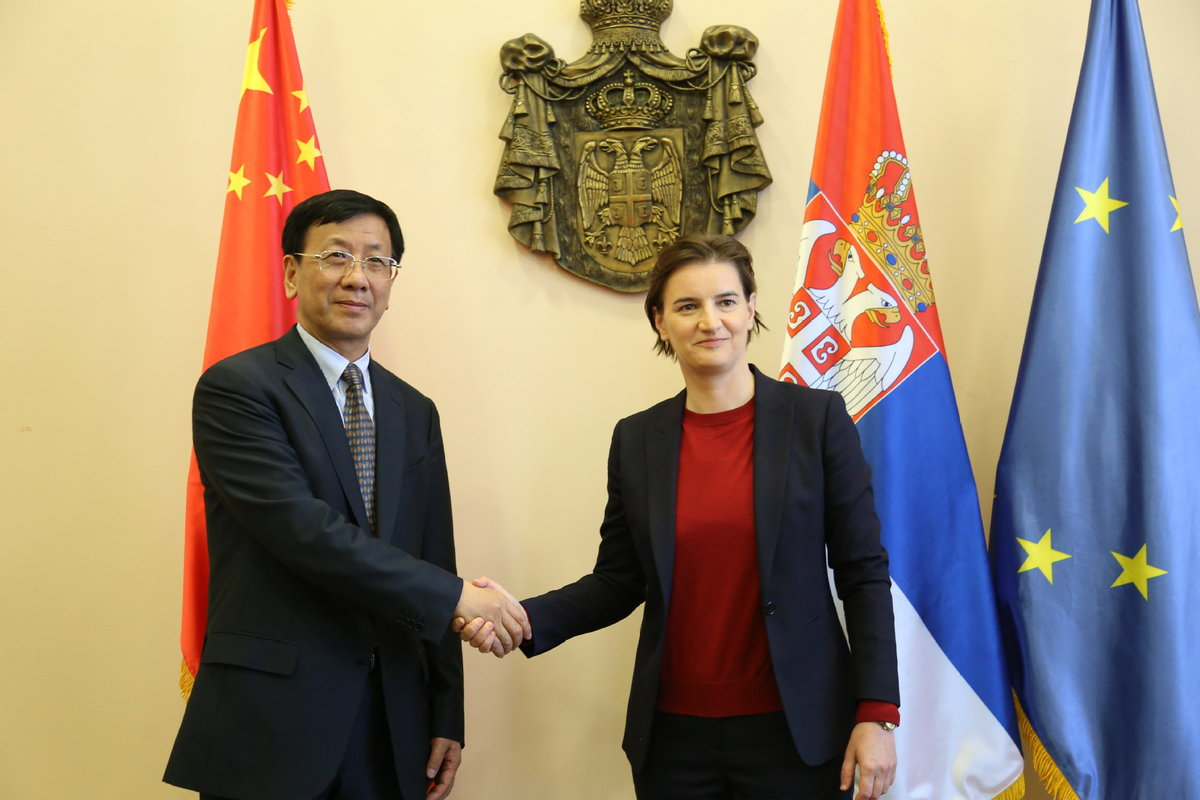 Satisfaction over 'strategic partnership' between Serbia, China