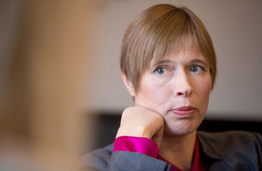 The President of Estonia, Kersti Kaljulaid, to visit Athens